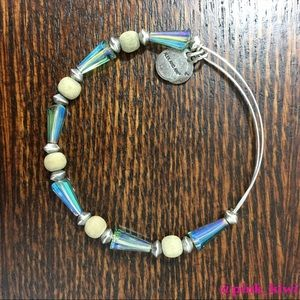 Alex and Ani Seeds of Promise Expandable Bangle